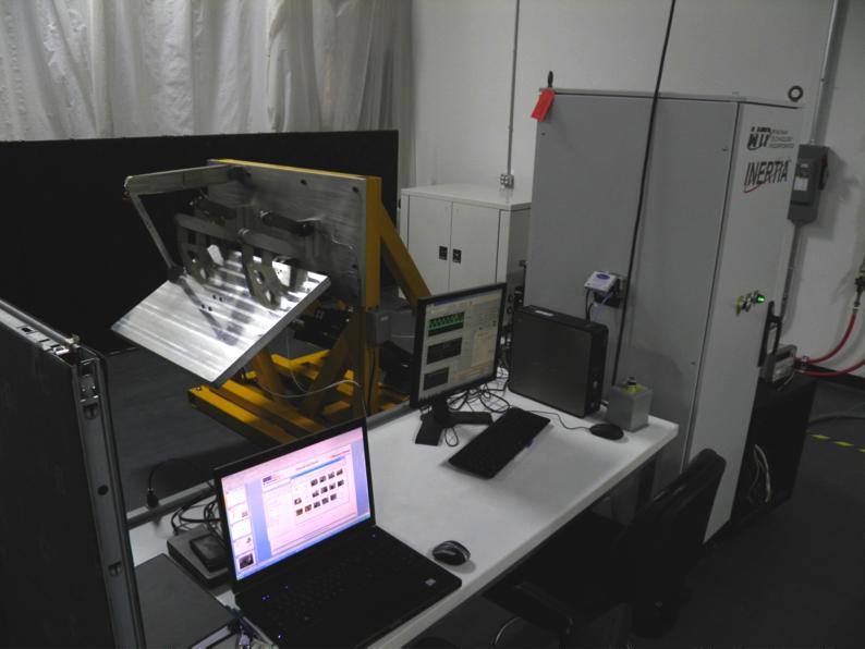 FCIL Control and DAQ System