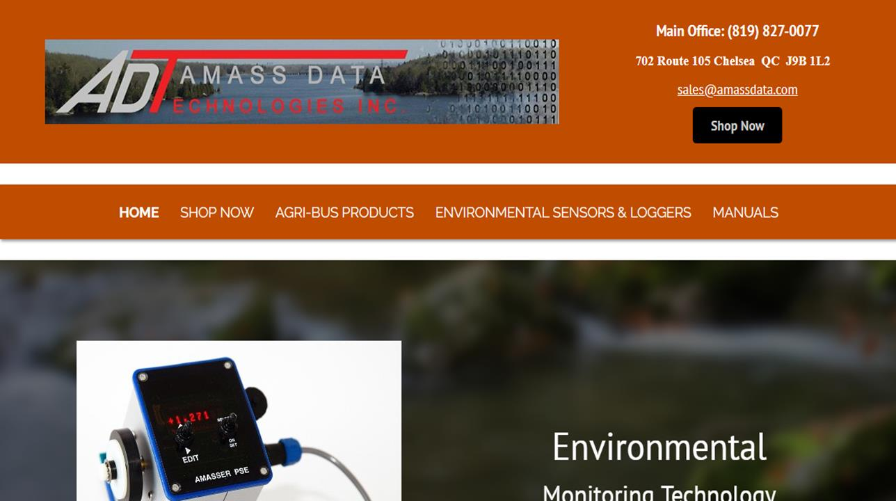 AMASS Data Technologies Inc.