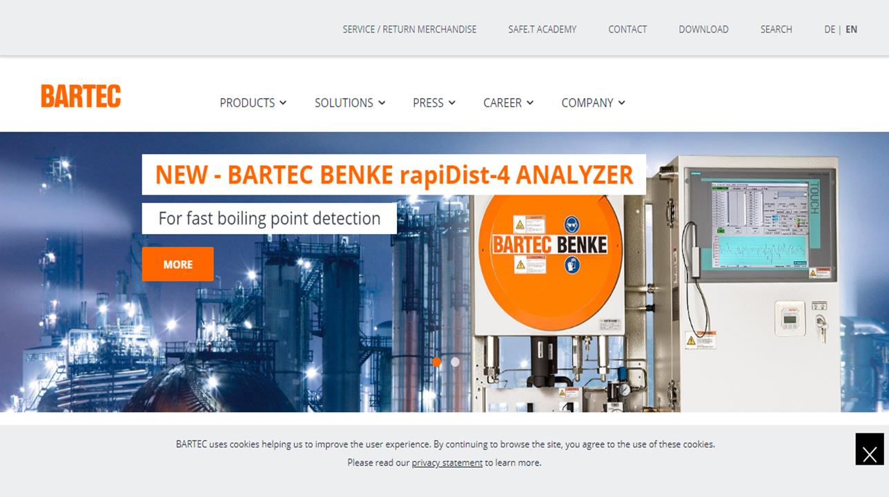 Bartec US Corporation