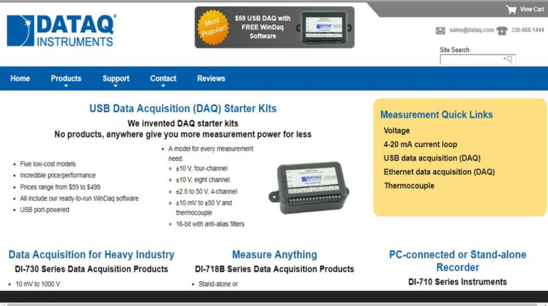 DATAQ® Instruments, Inc.