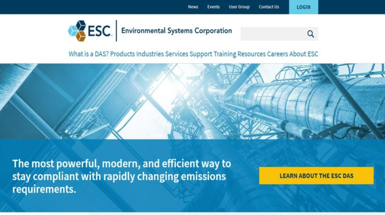 Environmental Systems Corporation (ESC)