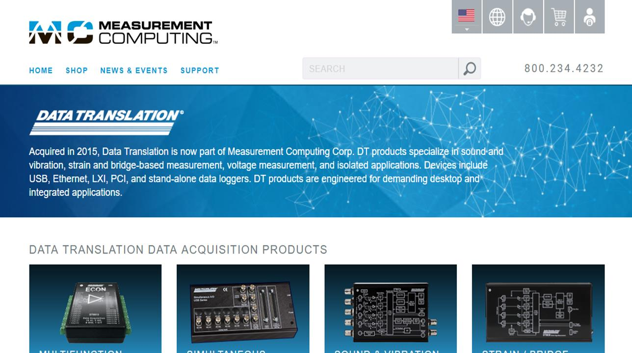More Data Acquisition System Company Listings