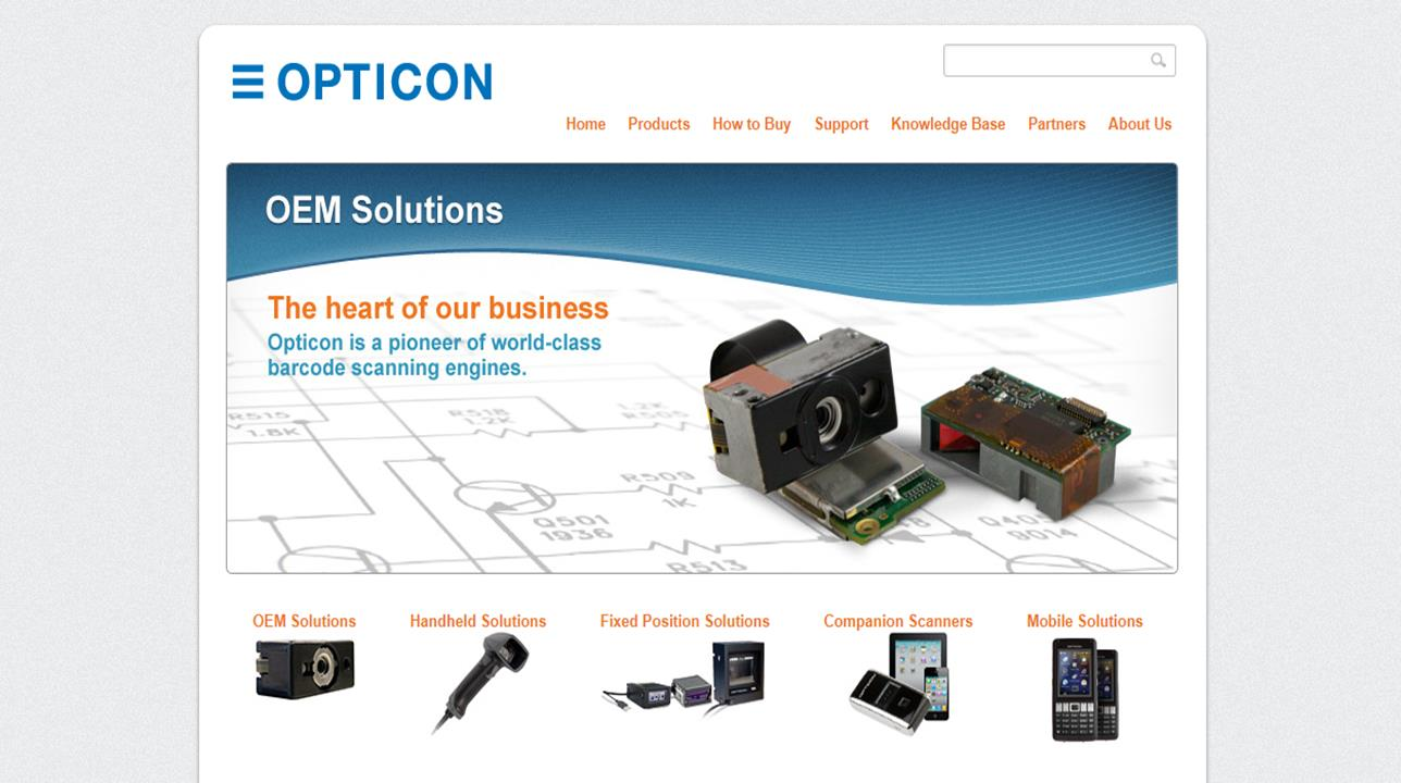Opticon, Inc.