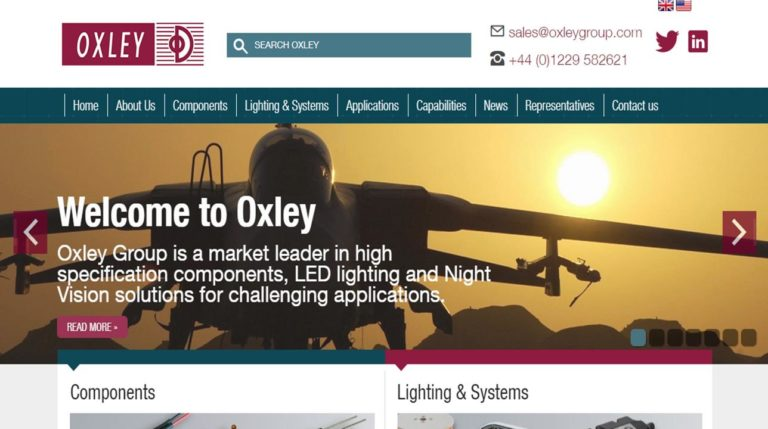 Oxley, Inc.