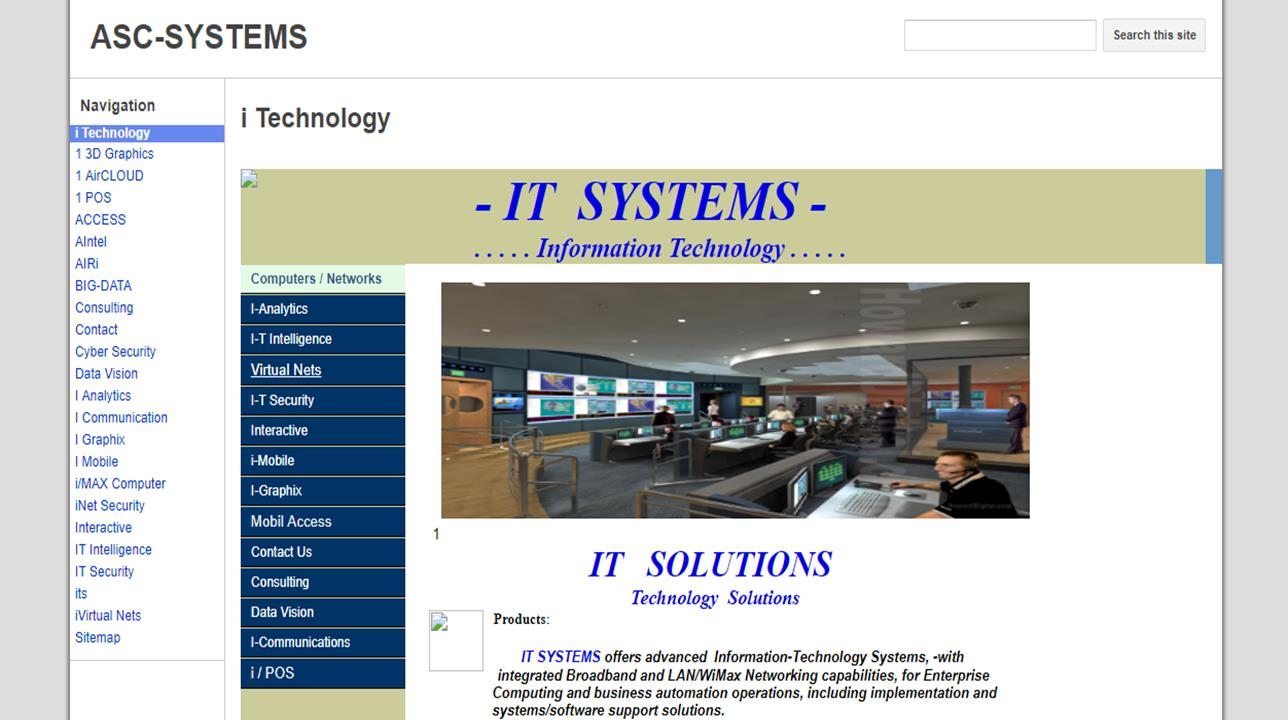ASC Systems