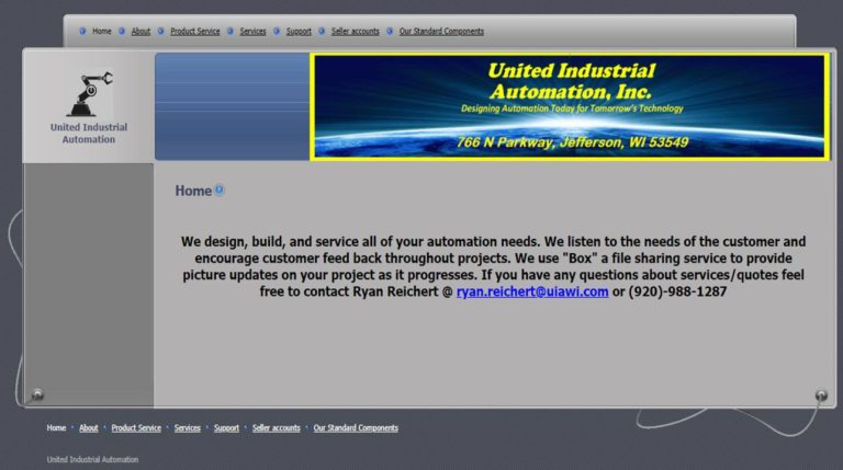 United Industrial Automation, Inc.